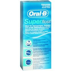 ORAL B ZAHNSEIDE SUPERFLOS