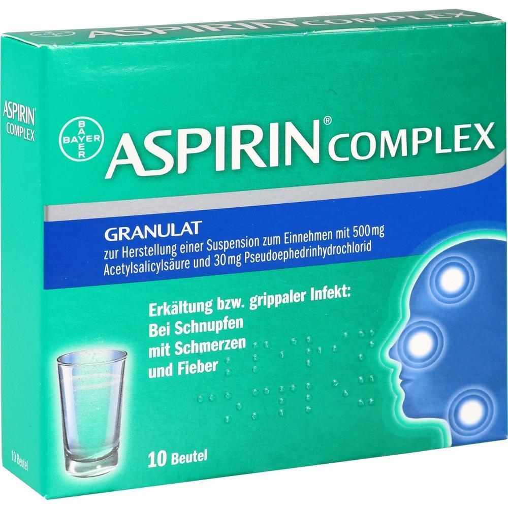 Aspirin Herz