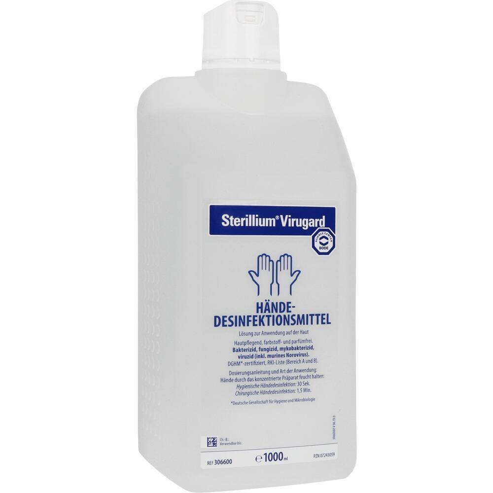 Sterillium Virugard Pzn 7243059 Herz Apotheke